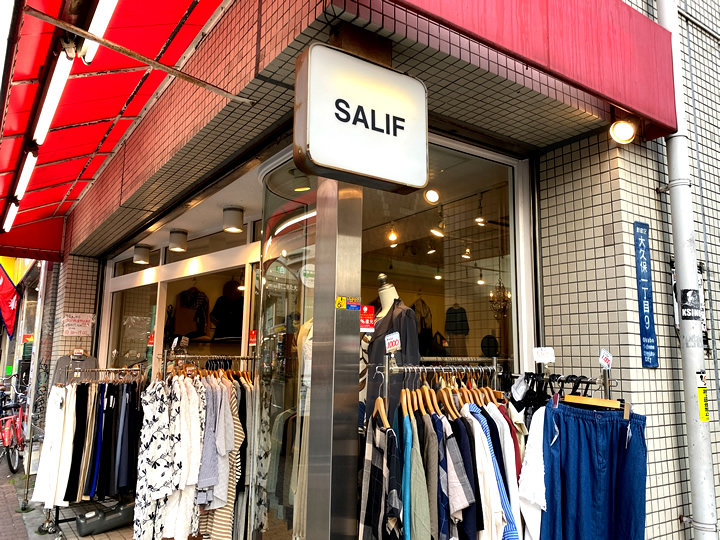 SALIF 新大久保